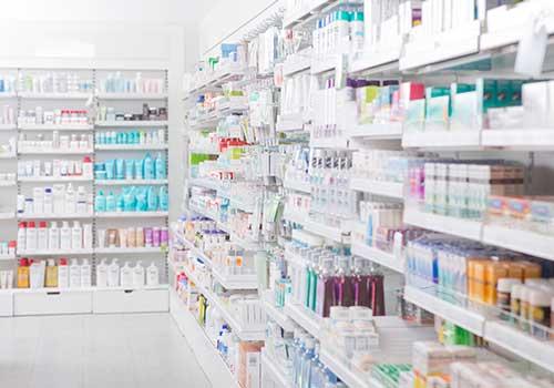 Officine Pharmacie de la Thure à Cousolre proche de Baumont dans le Hainaut